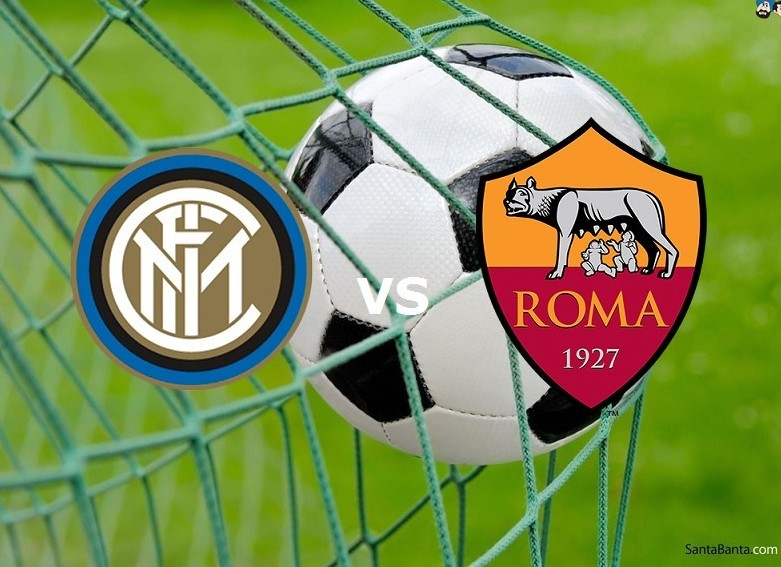 Inter Roma streaming su link, siti web.