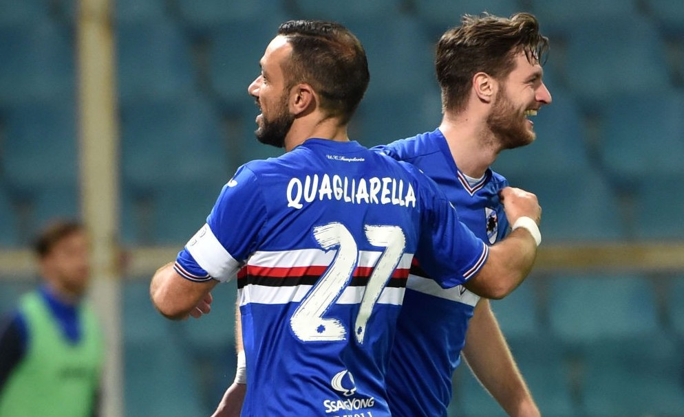 Inter Sampdoria streaming gratis live ad