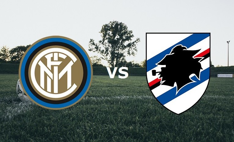Inter Sampdoria streaming. Vedere
