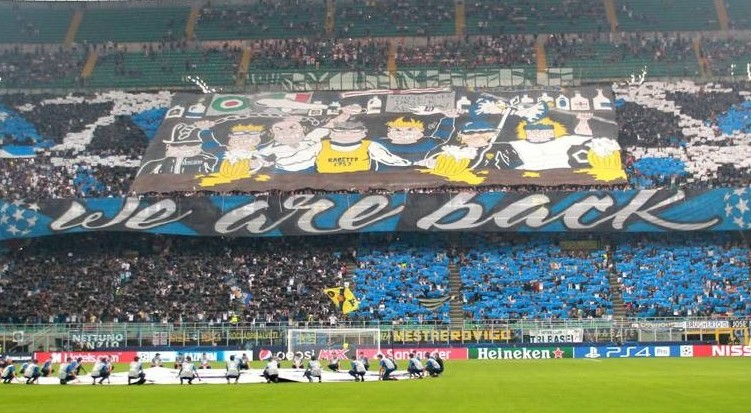 Inter Sampdoria streaming gratis. Vedere