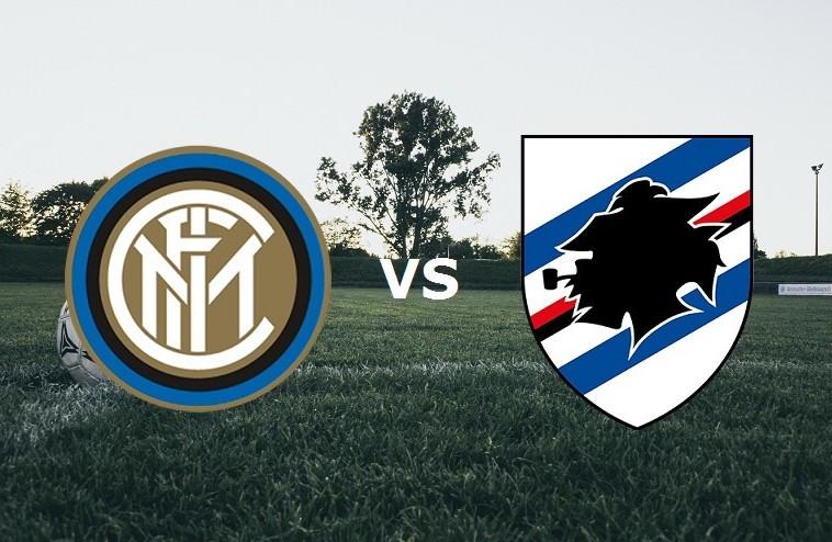 Inter Sampdoria streaming live gratis su