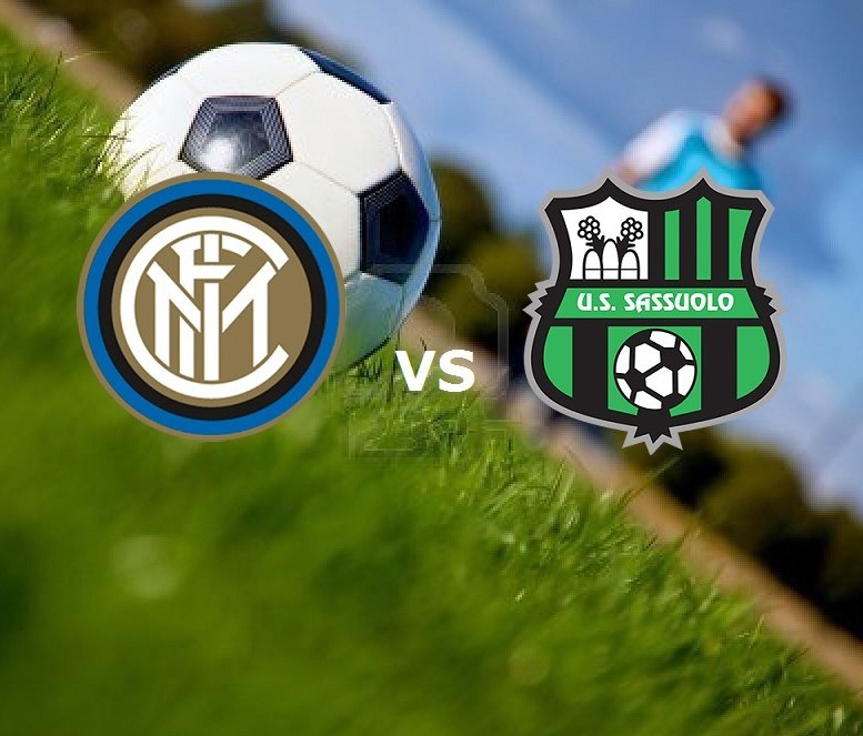 Inter Sassuolo streaming ora gratis live
