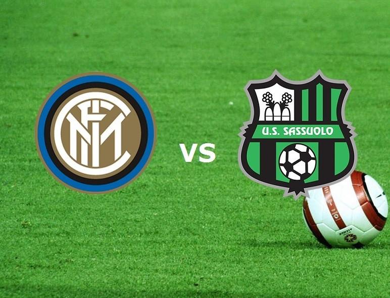 Inter Sassuolo gratis live adesso. Dove