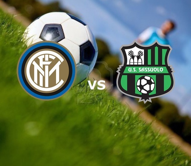 Inter Sassuolo streaming live gratis dir