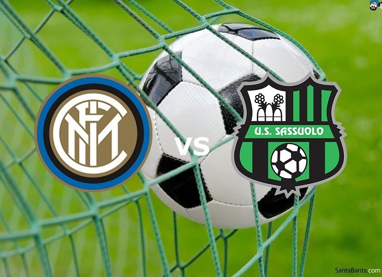 Inter Sassuolo streaming live gratis par