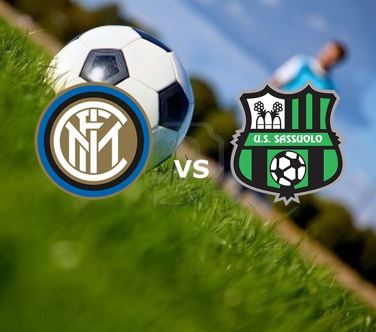 Inter Sassuolo streaming gratis live su