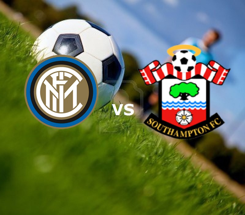 Inter Southampton streaming live gratis
