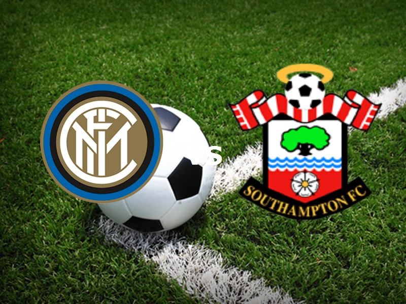Inter Southampton streaming gratis. Dove