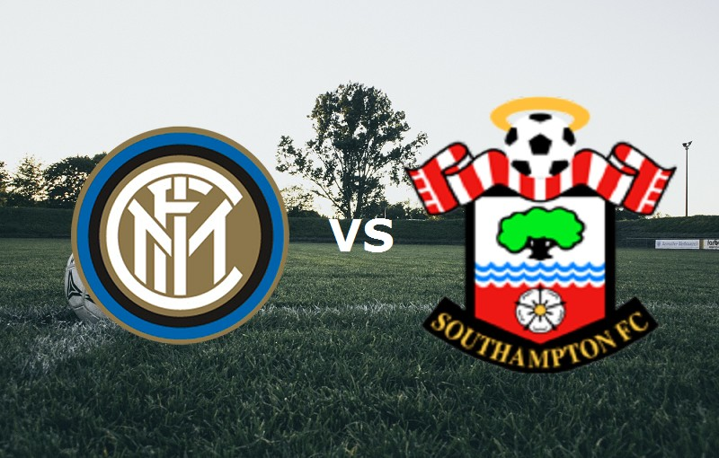 Inter Southampton streaming live gratis