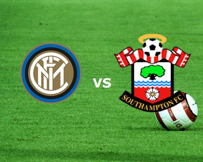 Inter Southampton streaming (aggiornamen