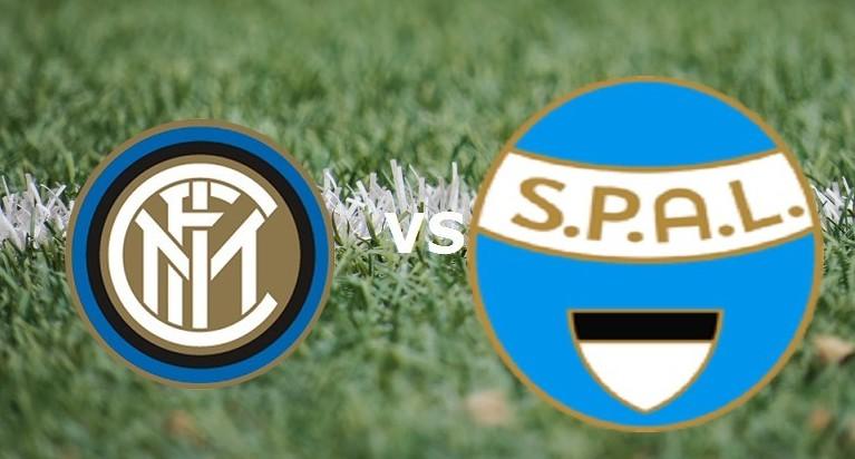 Inter SPAL streaming live gratis. Vedere