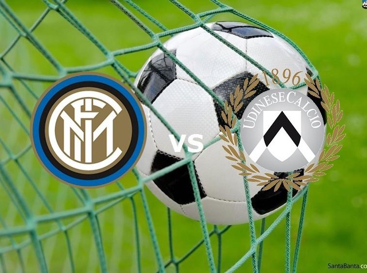 Inter Udinese streaming gratis su siti s