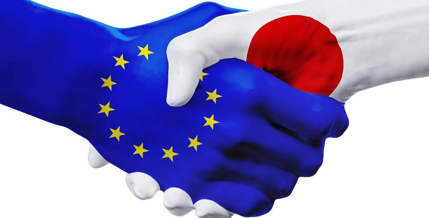 Intesa UE e Giappone, moto con costi min