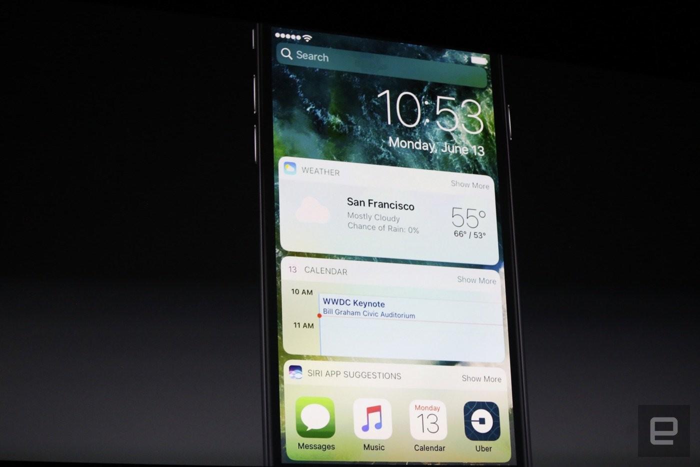 iOS 10: tutte le funzioni, comprese quel