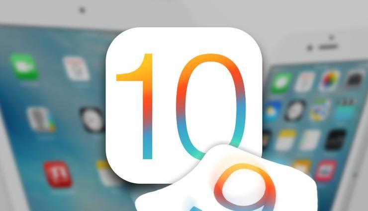 iOS 10 uscita, rilascio, presentazione.