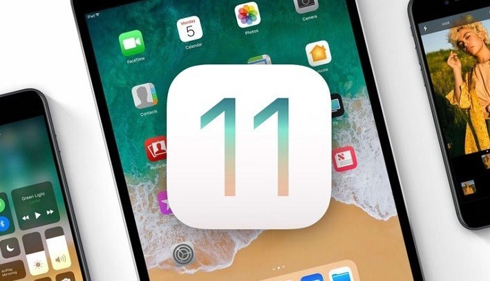 iOS 11 iPhone 5S, iPhone 6, iPhone 6S, i