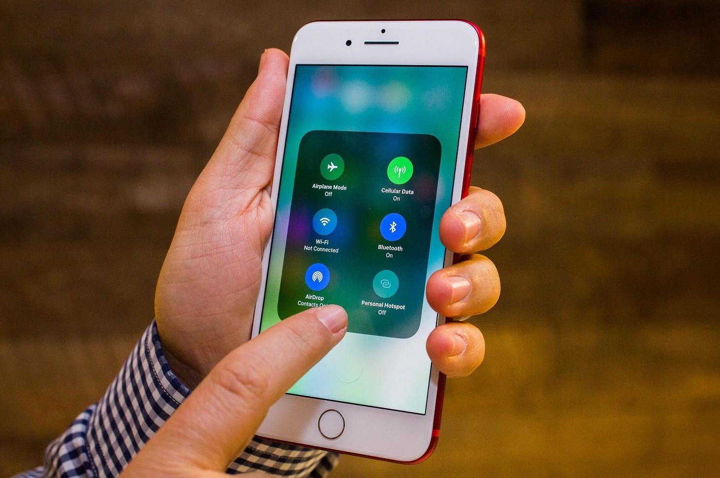 come vedere versione ios iphone 6s