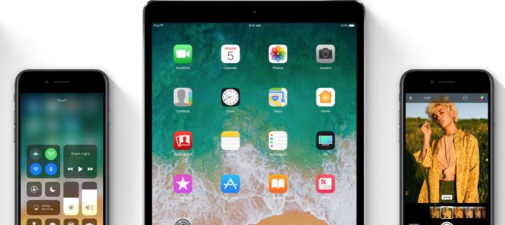 iOS 11: uscita e presentazione versione