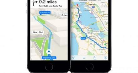 iPhone 7 e iPhone 6S: navigazione e mapp