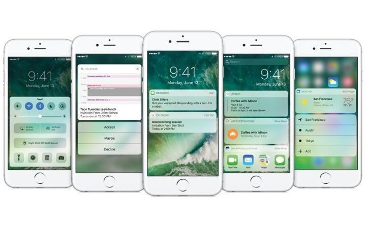 iPhone 7 e iOS 10: il primo uscito in ve