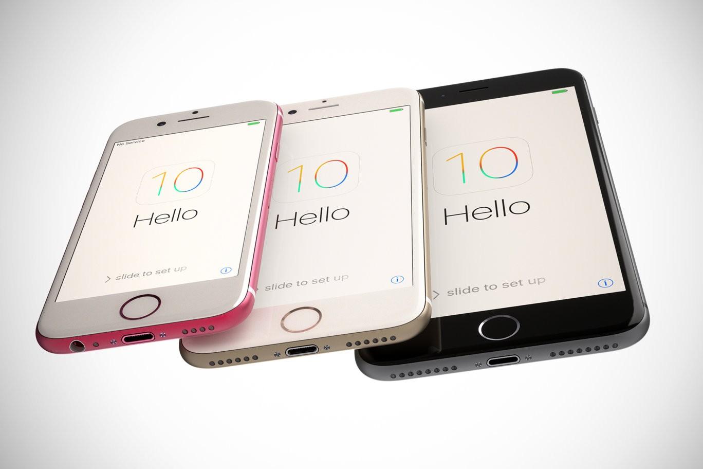 iPhone 7: ricaricabile, abbonamento Voda