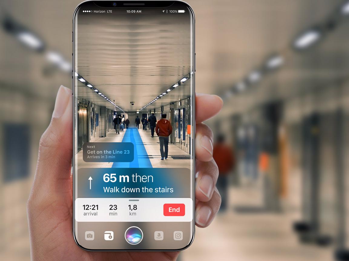 iPhone 8: realtà aumenta, 3d, Vr. Cosa s
