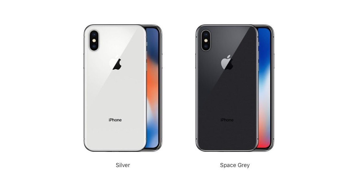 iPhone X, iPhone 8, iPhone 8 Plus caratt