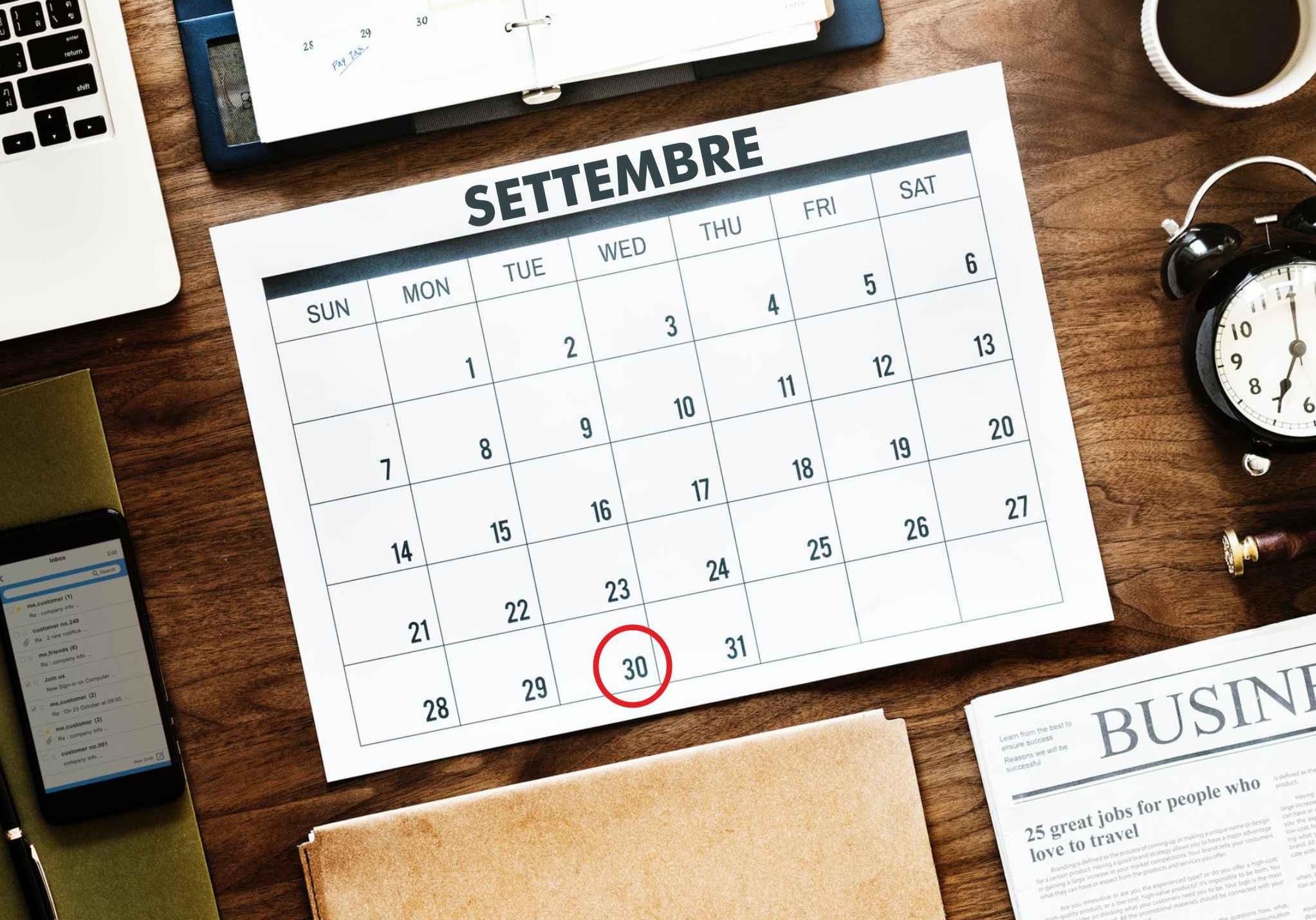 Isa, novità ad oggi lunedì 2 Settembre d