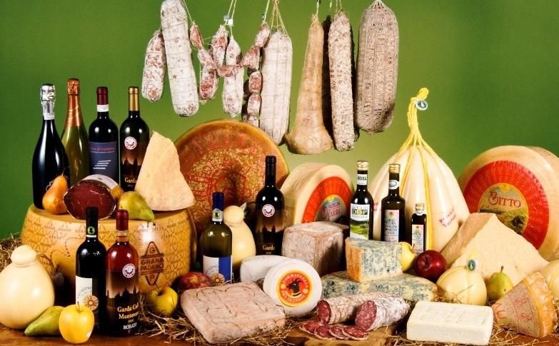 Italia, alimenti in Europa prima in clas