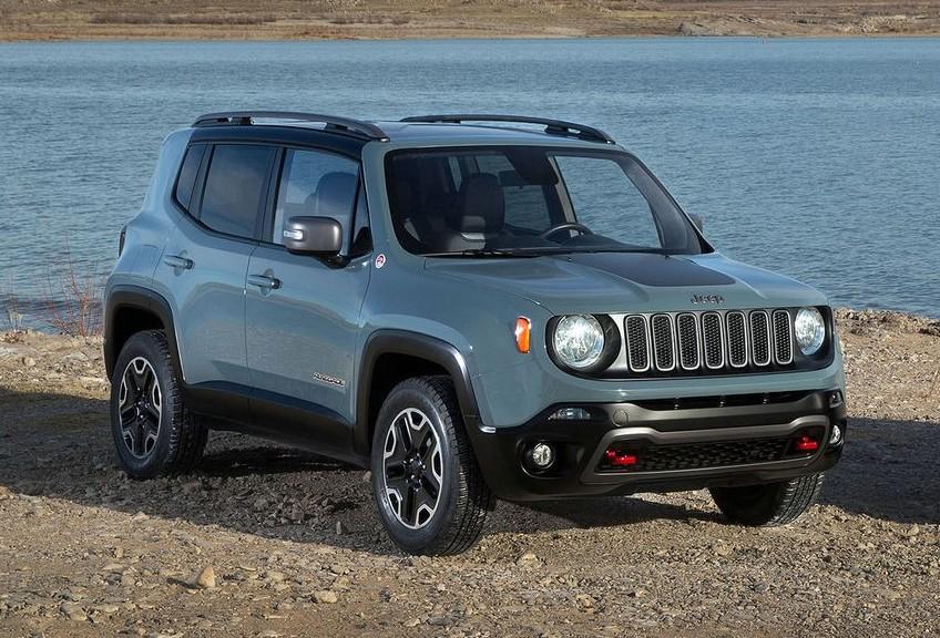 Jeep Renegade, nuovo suv compatto per la