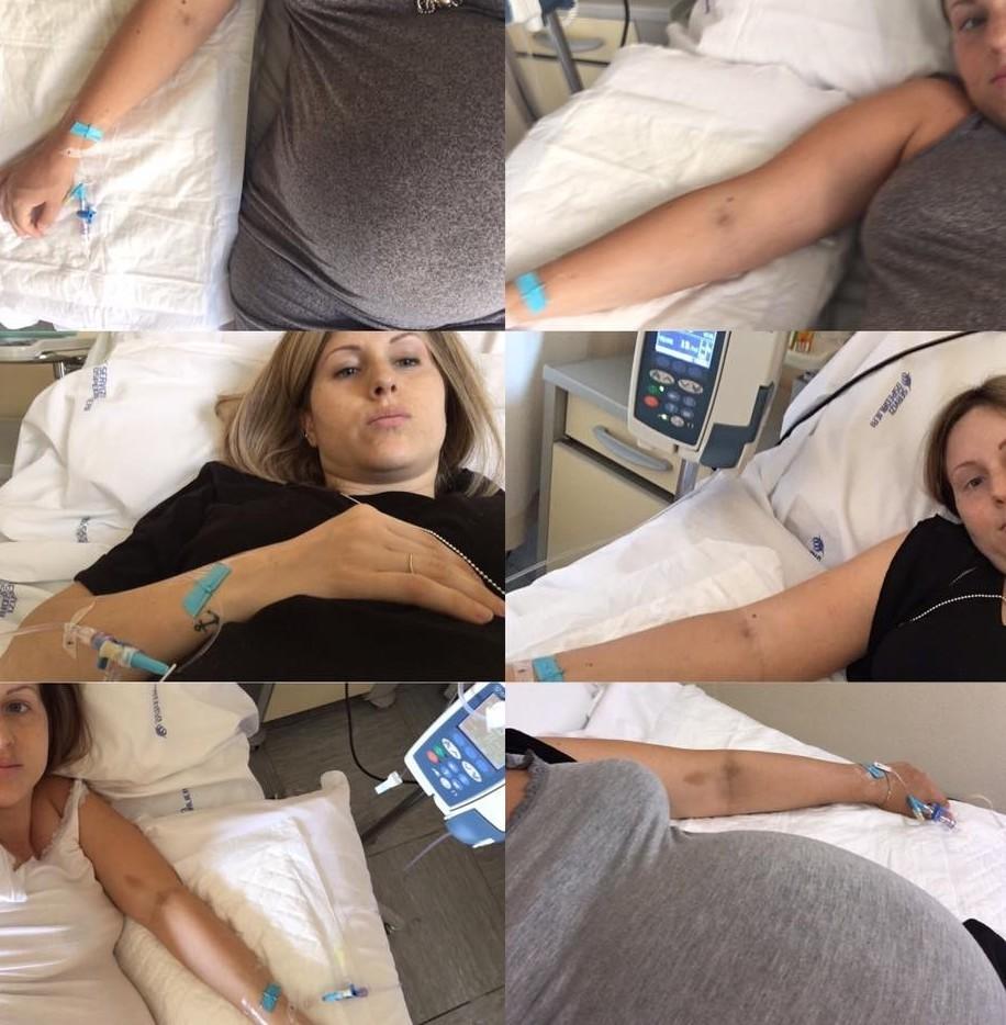 Jessica Ricci: porta avanti gravidanza,