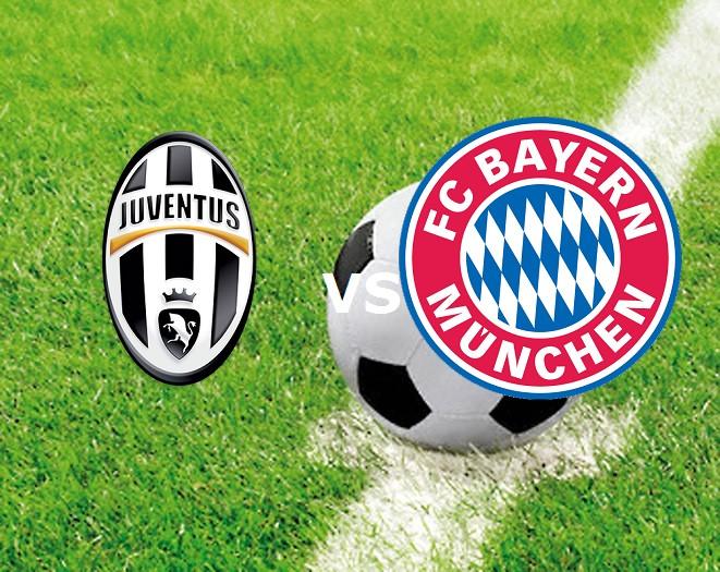 Juventus Bayern Monaco streaming live gr