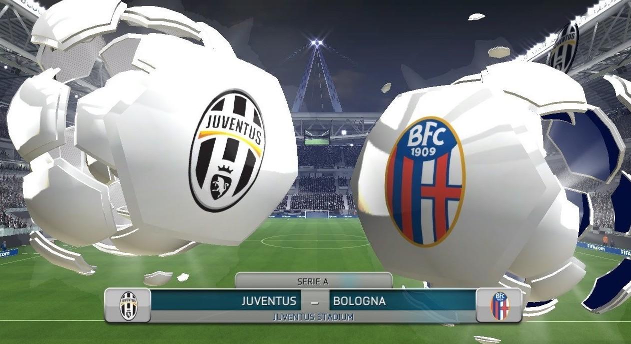 Juventus Bologna streaming partita Serie