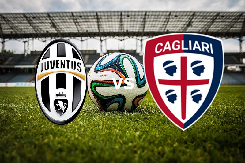 Juventus Cagliari streaming live gratis