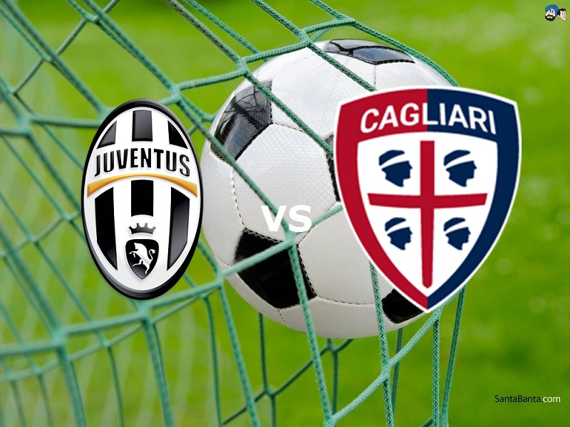Cagliari Juventus streaming live su siti