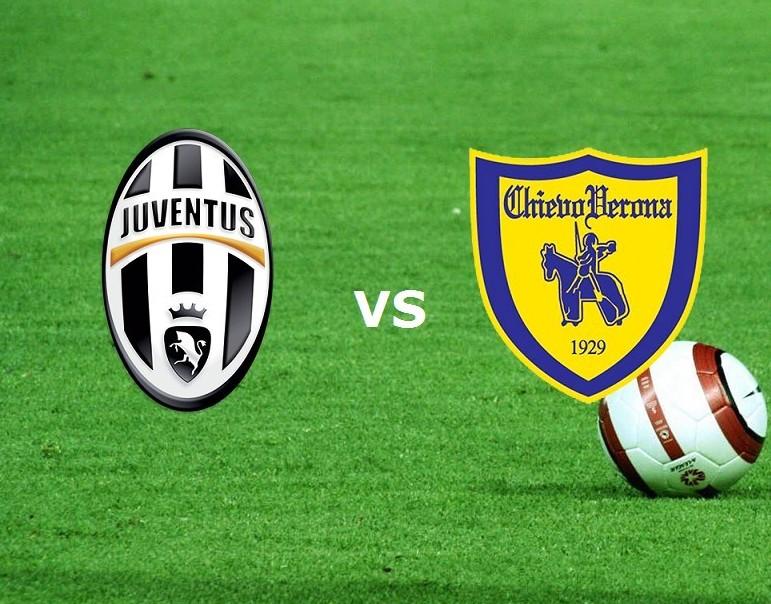 Juventus Chievo streaming. Dove vedere s