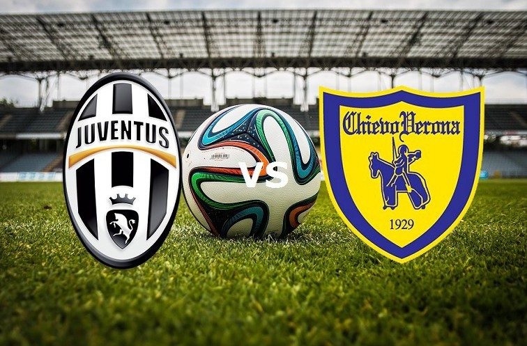 Juventus Chievo streaming. Vedere live g