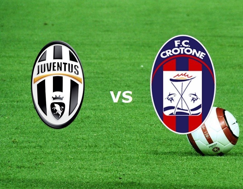 Juventus Crotone streaming per vedere ca