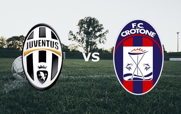 Juventus Crotone streaming gratis live l
