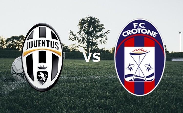 Juventus Crotone streaming ora al via s