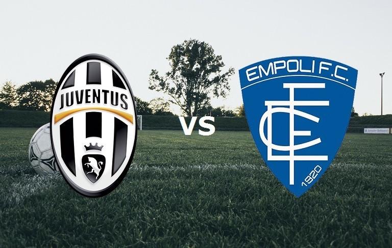 Juventus Empoli streaming gratis su siti