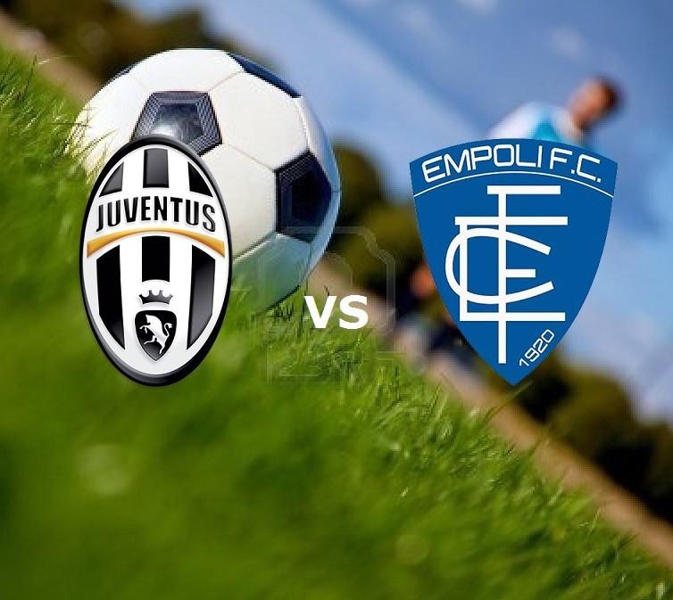 Juventus Empoli streaming su link, siti