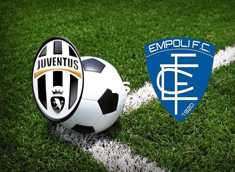 Empoli Juventus streaming in diretta