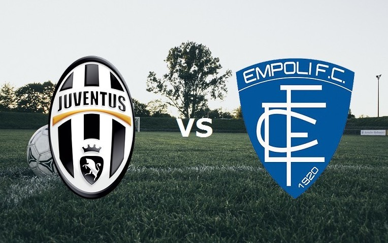 Juventus Empoli streaming gratis live su