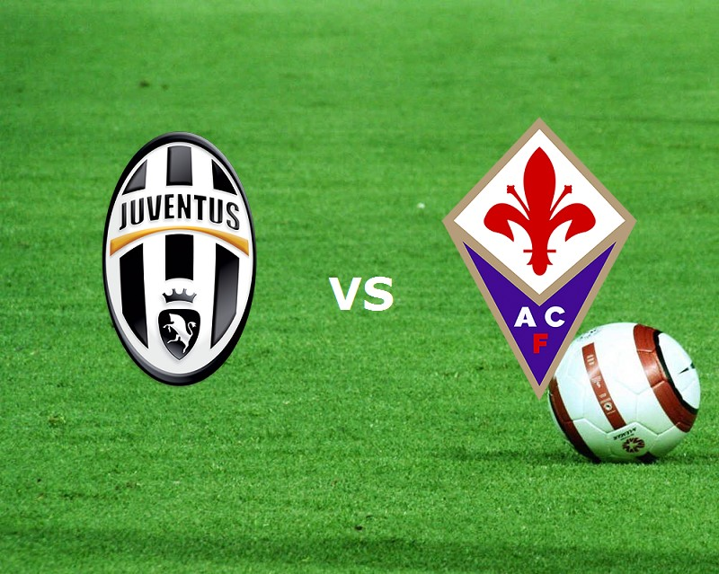 Juventus Fiorentina streaming. Dove vede