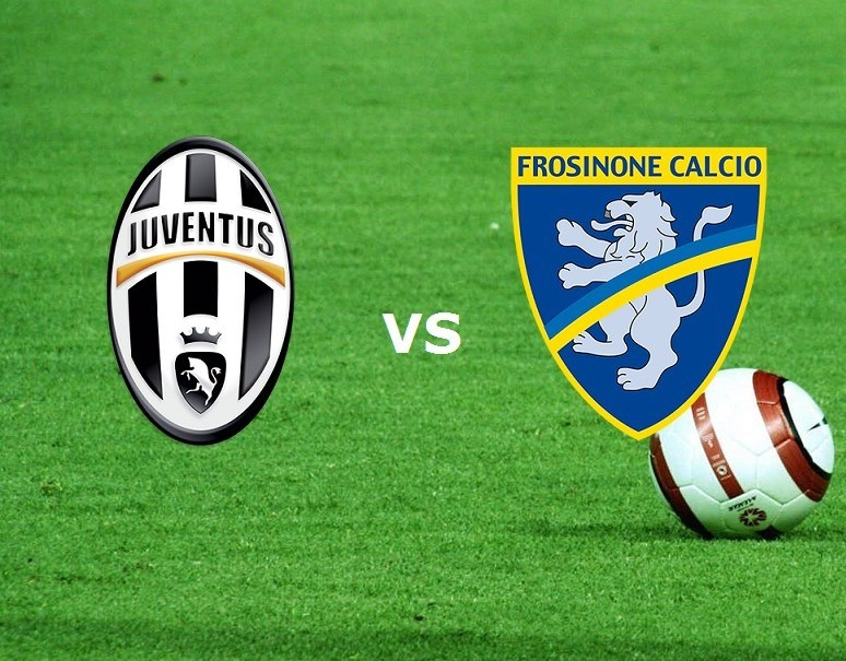 Juventus Frosinone streaming ora gratis