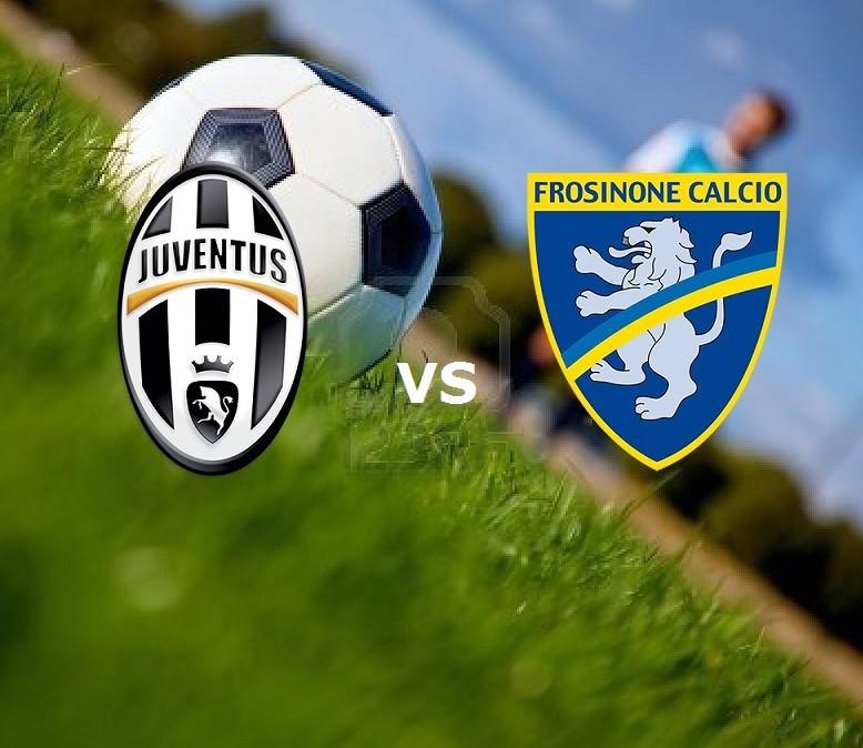 Juventus Frosinone streaming gratis live