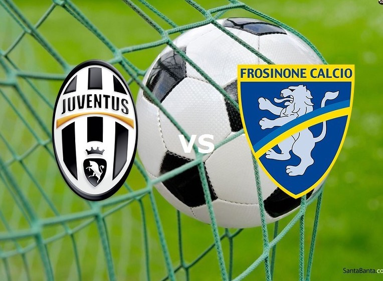 Juventus Frosinone streaming gratis su s