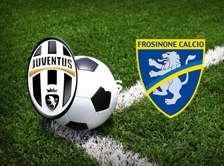 Juventus Frosinone streaming gratis live