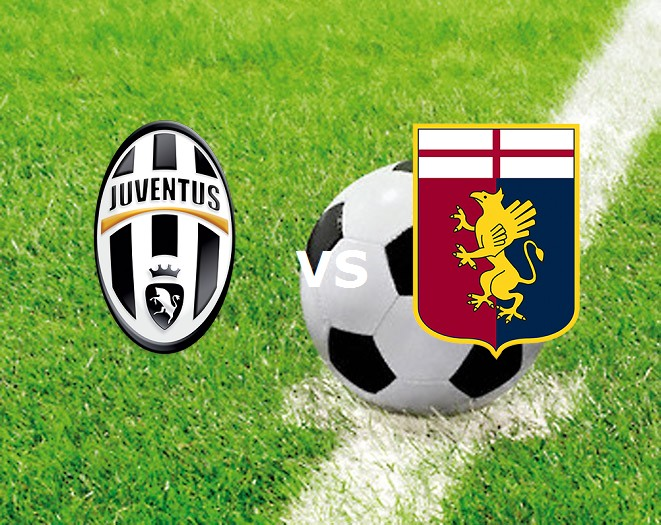 Juventus Genoa vedere streaming live gra